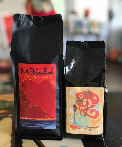 MField 100% Kona Coffee
